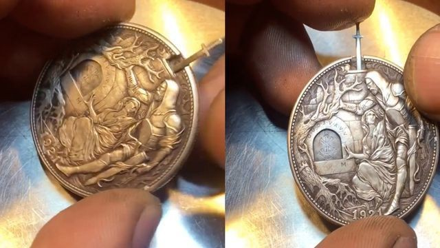 You need to check out this really cool coin that has an amazing hidden feature
