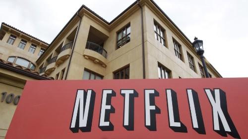 Netflix just revealed a new icon logo