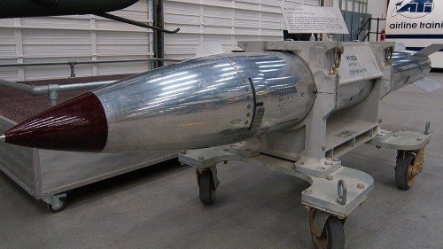 Upgraded U.S. Nukes May Violate Nation's Own Policy