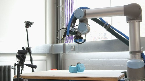 Robot builds its own children, mimics evolution
