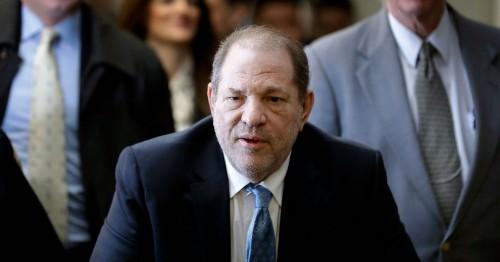 Jury finds Harvey Weinstein guilty