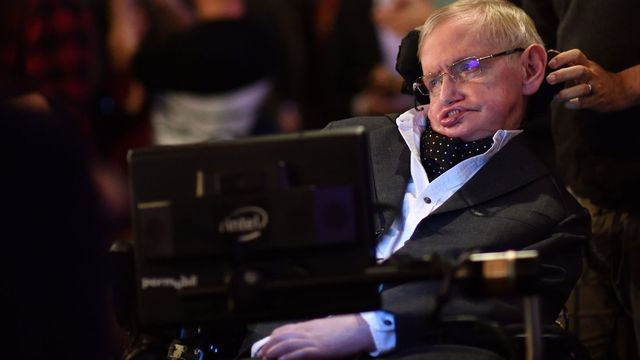 Let Stephen Hawking blow your mind with what happened before the Big Bang