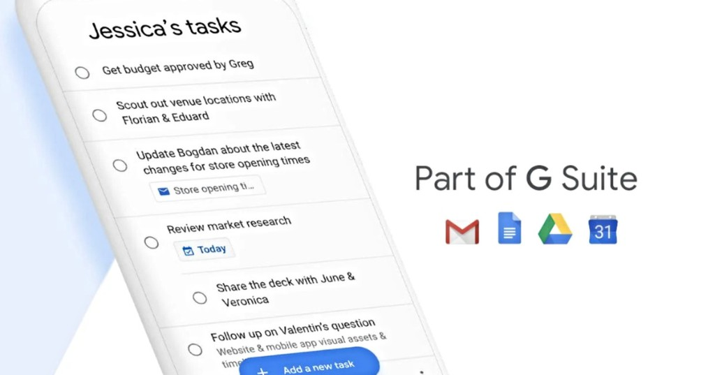 Download this: Google Tasks app makes it easier to get stuff done