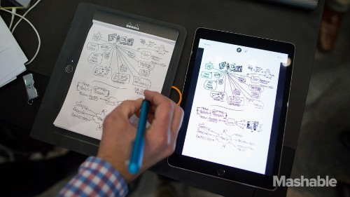 Wacom Bamboo Spark puts your notes on paper on your smartphone