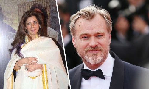 Dimple Kapadia Set To Debut in Hollywood With Christopher Nolan's 'Tenet'
