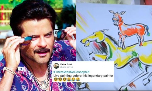 Twitter Turns Saif Ali Khan's 'There Was No Concept Of India' Remark Into A Sassy New Meme - Culture