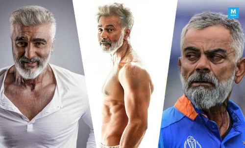 Netizens Are Rushing To See Old -Age Looks Of Bollywood Celebrities With The FaceApp Filter!