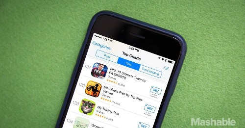 Apple App Store switches 'Free' label to 'Get'