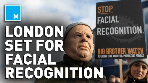 Facial recognition cameras to be rolled out in London amid privacy concerns