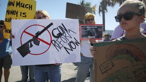 Walmart and Chick-fil-A get graded on their gun safety rules. Which one got an F?