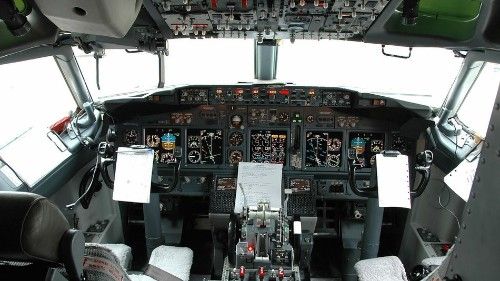 What happens if your pilot falls ill during a flight
