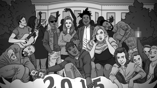 The 30 best albums of 2015