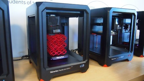MakerBot unveils first new 3D printers since 2014