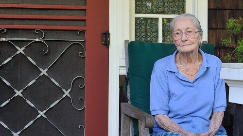 97-year-old woman fighting cancer faces eviction from her home of 66 years