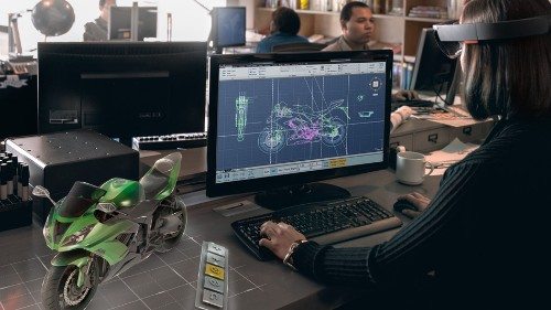 HoloLens: The hands-on experience