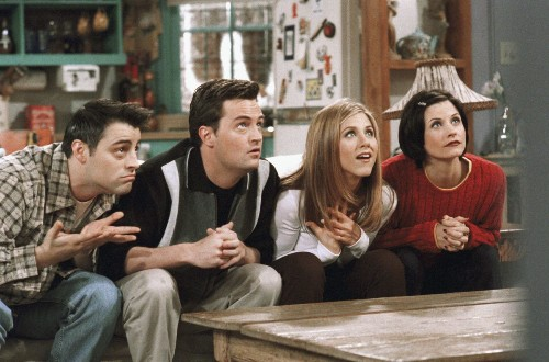 Google honors 'Friends' anniversary with 7 Easter eggs across search - Entertainment