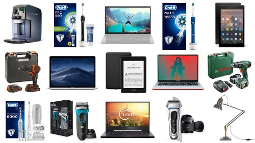 Apple MacBooks, Braun electric shavers, Eve mattresses, Microsoft laptops, and more on sale for Sept. 23 in the UK