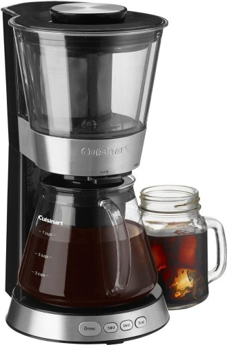 This Cuisinart coffee maker steeps cold brew in a fraction of the time and it's $50 off at Best Buy