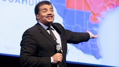 Neil deGrasse Tyson unleashes hot fire on Trump in angry tweetstorm
