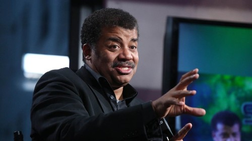 Neil deGrasse Tyson drops Drake-inspired diss track at B.o.B., flat Earth truthers everywhere