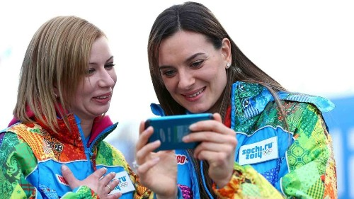 Olympians Turn to Tinder for Olympic Village Trysts