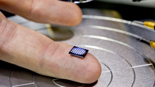 IBM has created a computer smaller than a grain of salt