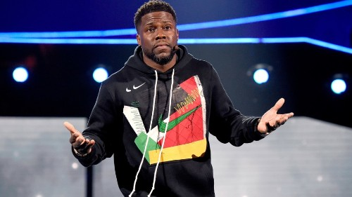 Kevin Hart released a truly awful statement about his homophobic tweets