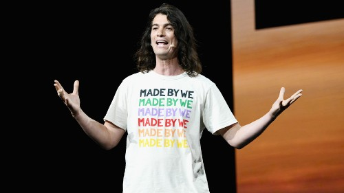 WeWork's Adam Neumann got $1.7 billion. 2,400 employees just got fired.
