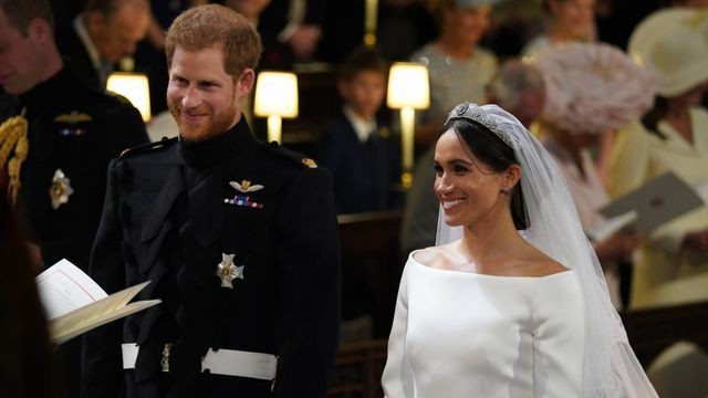 Harry and Meghan's royal wedding gets weird with a Bad Lip Reading