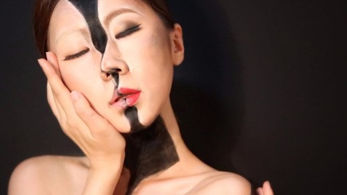 Korean artist's makeup illusions will bend your mind