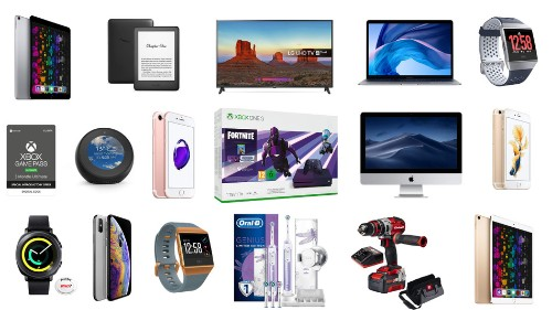Apple iPhones, Xbox consoles, Fitbits, LG 4K TVs, Amazon Echos, and more on sale for June 14 in the UK