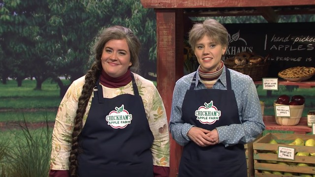 'SNL' admits what we all knew, deep down: Apple picking sucks