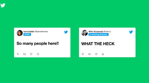 Twitter tests status updates and other features to improve 'conversational health'
