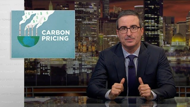 John Oliver's deep dive on the Green New Deal is an eye-opener