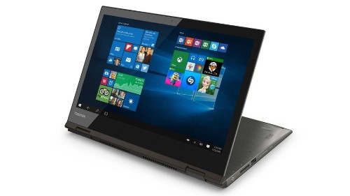 Toshiba launches 12.5-inch laptop/tablet hybrid with a 4K screen