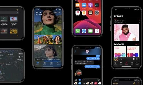 Il Dark Mode sull'iPhone vi farà risparmiare il 30% di batteria: lo dice un test - Tecnologia