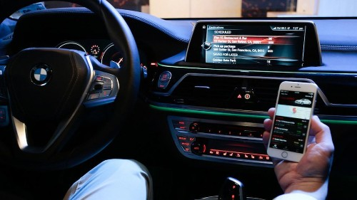 BMW's new app wants to be your personal assistant for driving