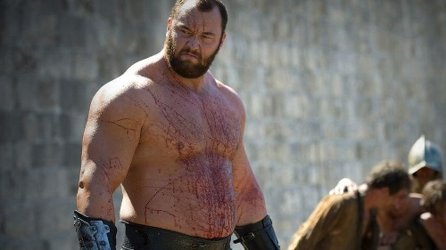 'Game of Thrones' The Mountain's diet is mind- and stomach-blowing