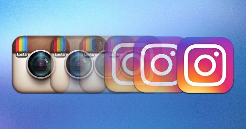 What the designer of the old Instagram icon thinks of the new one