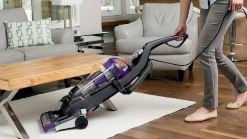 Vacuums aren't always expensive — the Bissell PowerLifter Pet Rewind vacuum is only $99 at Walmart