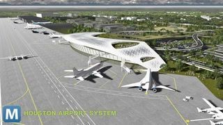 Houston Proposes the Spaceport, an Airport for Space Travel
