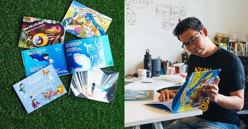 Now children can be heroes in personalized storybooks thanks to this Malaysian entrepreneur - Culture - Mashable SEA