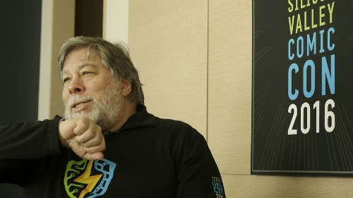 Steve Wozniak says today's Silicon Valley cares too much about money