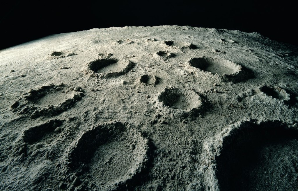 SOFIA Stratosphere Observatory finds water on sunlit surface of moon