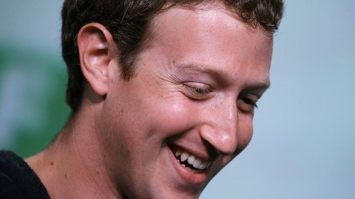 Mark Zuckerberg's Net Worth Doubled in the Last Year