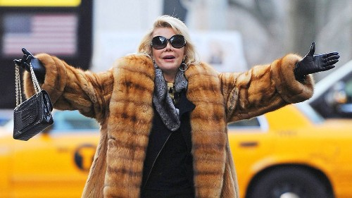 19 Unapologetic One-Liners From Joan Rivers