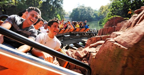 Get your Disney theme park fix with these virtual roller coaster rides