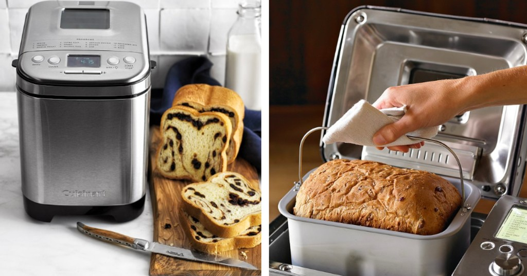 At long last, bread makers are coming back in stock