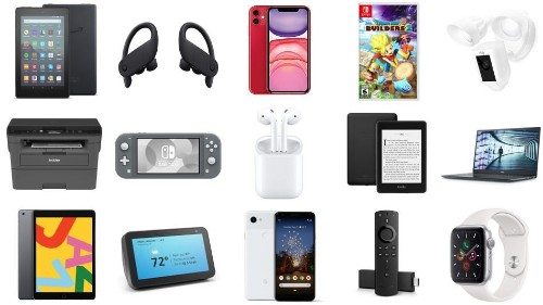 Amazon device sale, plus deals on Beats Powerbeats Pro, iPhone 11, Nintendo Switch Lite, and more for Sept. 16