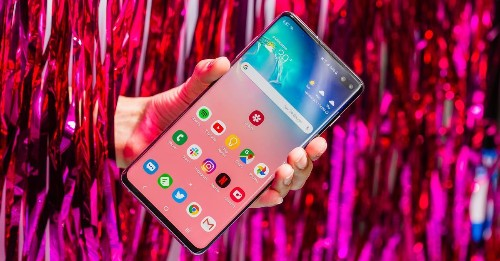 Samsung's weirdest Galaxy phone stunt involves AR and secret food menus